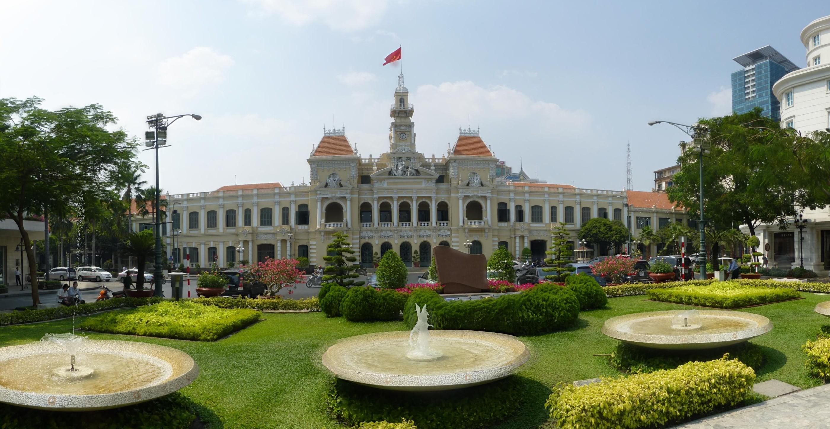 D couverte de saigon en 8 photos un francais au vietnam - Piscine ho chi minh ville ...